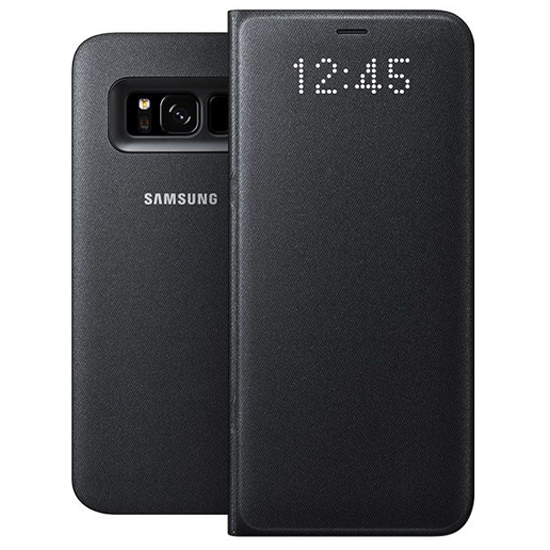 Samsung  Note 8  Led View Cover Galaxy Black