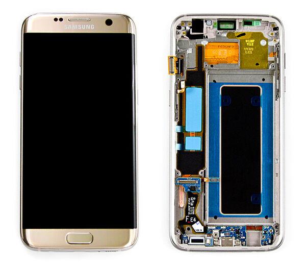 Samsung S7 Näyttö