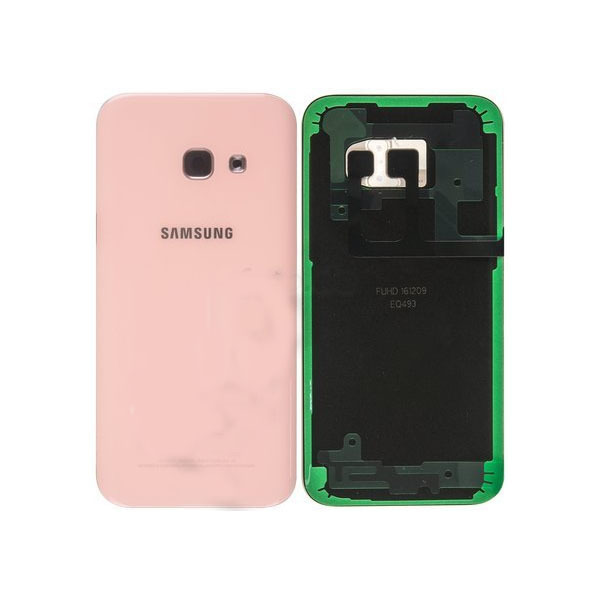 Samsung Galaxy A3 2017 Akkukansi - Rose Gold