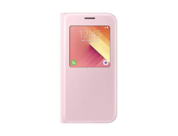 Samsung Galaxy A5 2017 S-View Standing Cover Pink